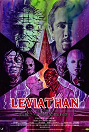 Leviathan: The Story of Hellraiser and Hellbound: Hellraiser II Poster