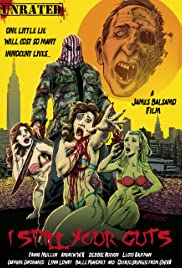 I Spill Your Guts (2012) Poster - Movie Forum, Cast, Reviews