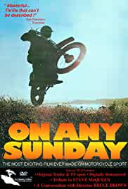 On Any Sunday film poster