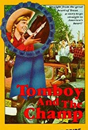 Tomboy and the Champ Poster