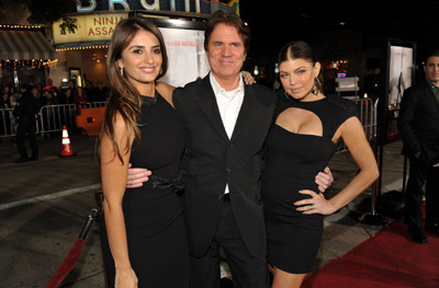 Penélope Cruz, Fergie, and Rob Marshall at Nine (2009)
