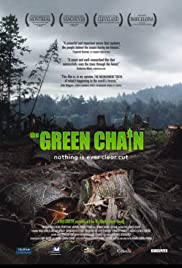 The Green Chain Poster