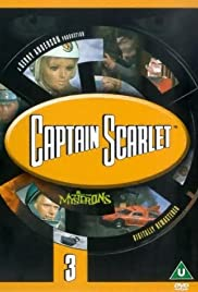 Captain Scarlet and the Mysterons Poster