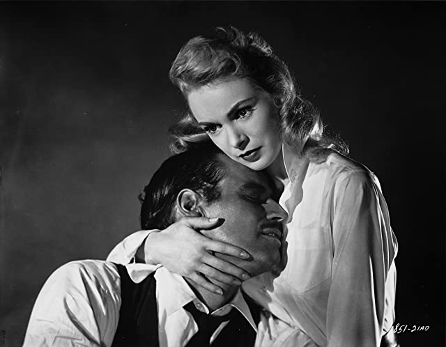 Charlton Heston and Janet Leigh in Touch of Evil (1958)