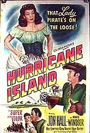 Hurricane Island Poster