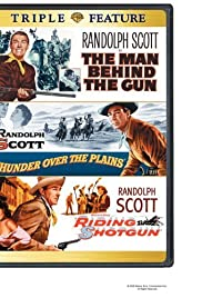 The Man Behind the Gun Poster