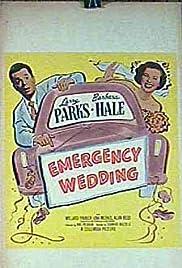Emergency Wedding Poster