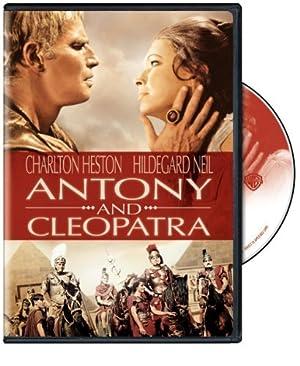 Antony and Cleopatra Pelicula Poster