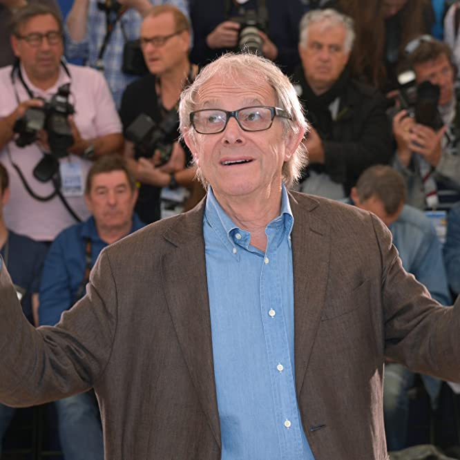 Ken Loach at an event for Jimmy's Hall (2014)