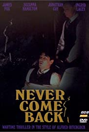 Never Come Back Poster