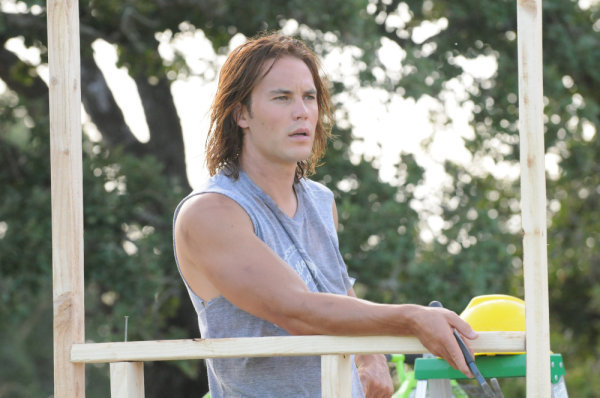 Taylor Kitsch in Friday Night Lights (2006)