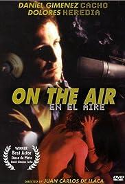 En el aire Poster