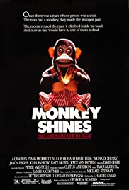 Monkey Shines (1988) Poster - Movie Forum, Cast, Reviews