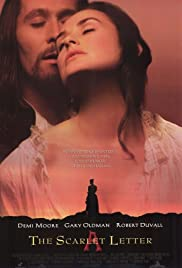 The Scarlet Letter (1995) Poster - Movie Forum, Cast, Reviews