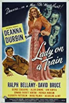 Image of Lady on a Train