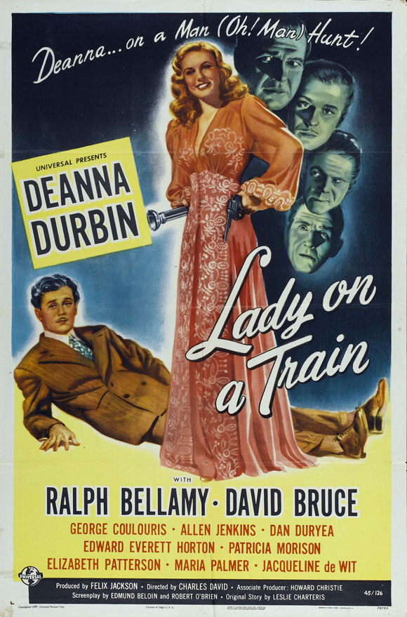 image Lady on a Train Watch Full Movie Free Online