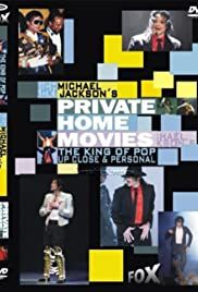 Michael Jackson's Private Home Movies Poster