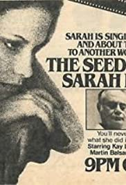The Seeding of Sarah Burns Poster