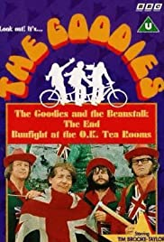 The Goodies and the Beanstalk Poster
