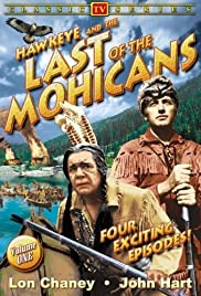 Hawkeye and the Last of the Mohicans Poster