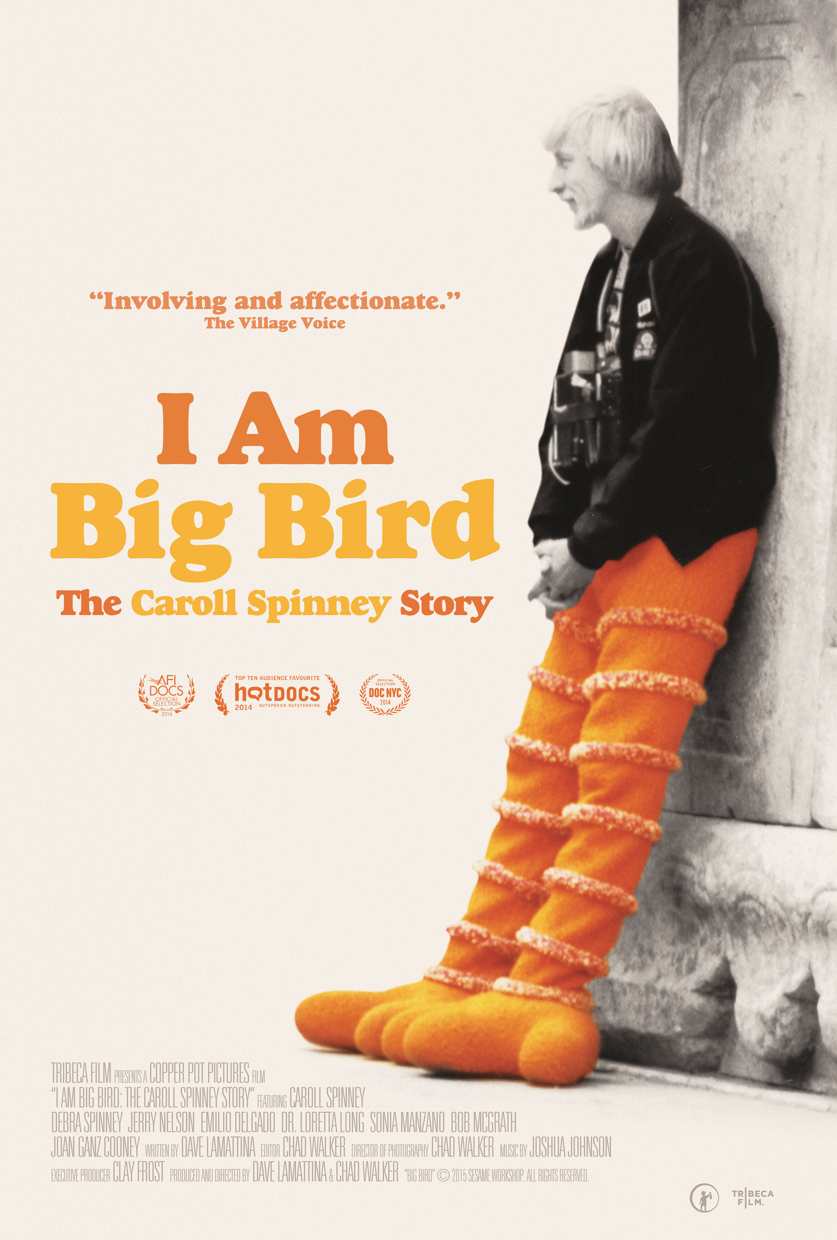 Image I Am Big Bird: The Caroll Spinney Story Watch Full Movie Free Online