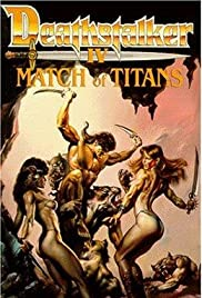 Deathstalker IV: Match of Titans Poster