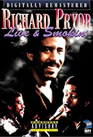 Richard Pryor: Live and Smokin' Poster