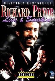 Richard Pryor: Live and Smokin'(1971) Poster - Movie Forum, Cast, Reviews
