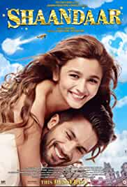 Shaandaar 2015 Hindi BluRay 480p 400MB MKV
