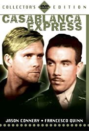 Casablanca Express Poster