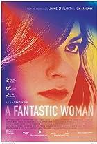 Una Mujer Fantástica (2017) Poster