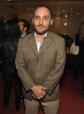 Amir Bar-Lev at an event for Blue Valentine (2010)
