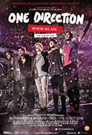 One Direction: Where We Are - The Concert Film(2014) Poster - Movie Forum, Cast, Reviews