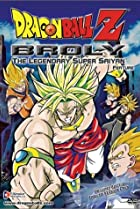 Image of Dragon Ball Z: Broly - The Legendary Super Saiyan