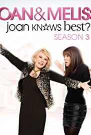 Joan & Melissa: Joan Knows Best? Poster
