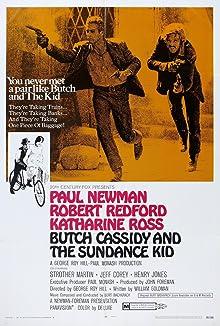 Poster Butch Cassidy und Sundance Kid