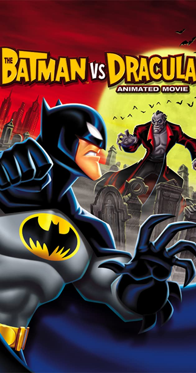 Betmenas prieš Drakulą / The Batman vs. Dracula (2005) Online