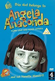 Angela Anaconda Poster - TV Show Forum, Cast, Reviews