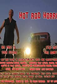 Hot Rod Horror Poster