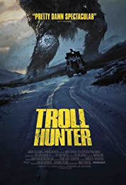 Troll Hunter poster