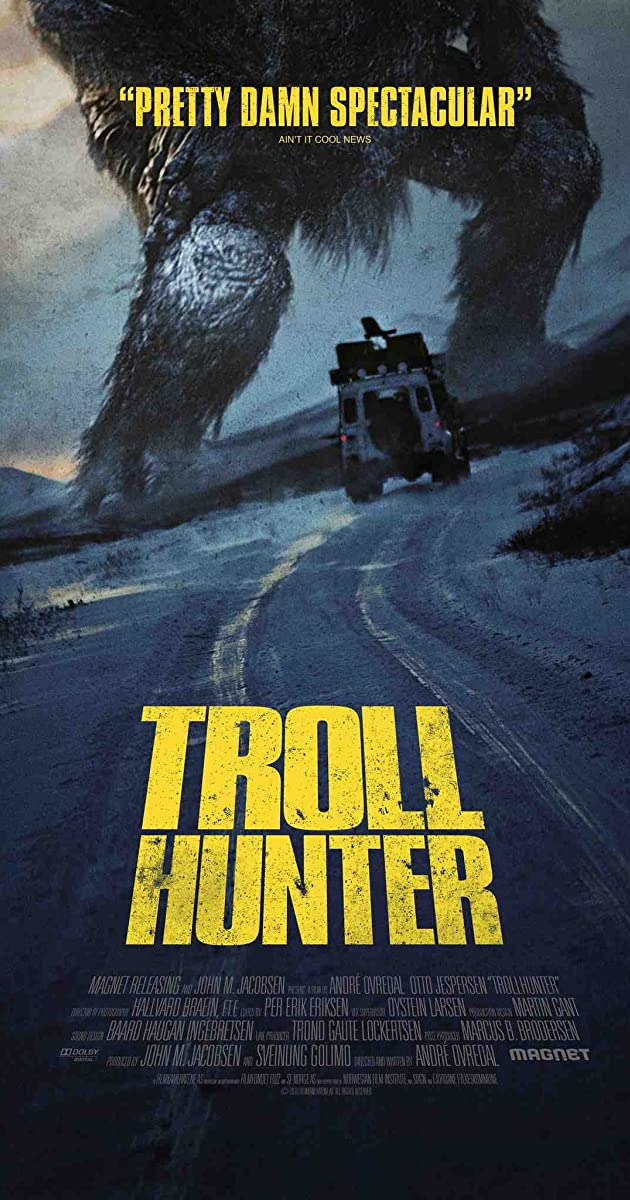 O Cacador de Trolls