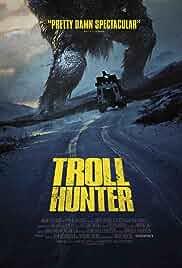 Trollhunter film poster