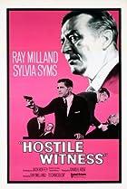Image of Hostile Witness