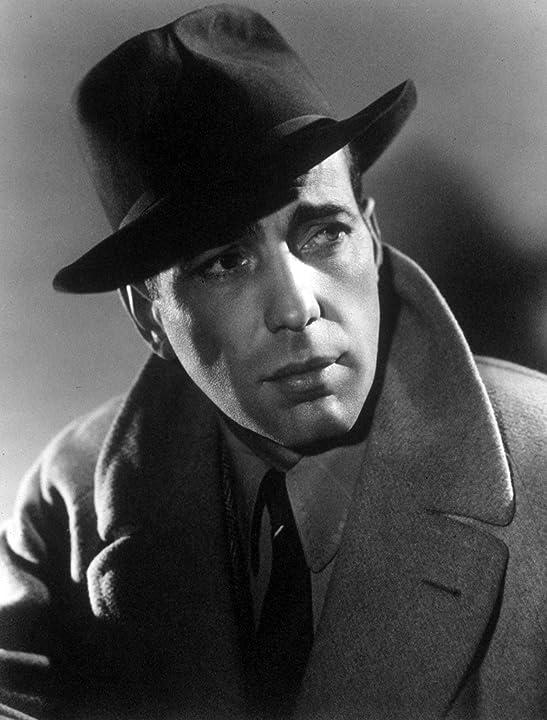 Humphrey Bogart in Casablanca (1942)