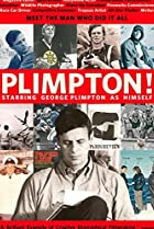 Image of Plimpton! Starring George Plimpton as Himself