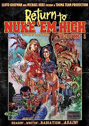 Return to Nuke Em High Volume 1 (2013) Download on Vidmate