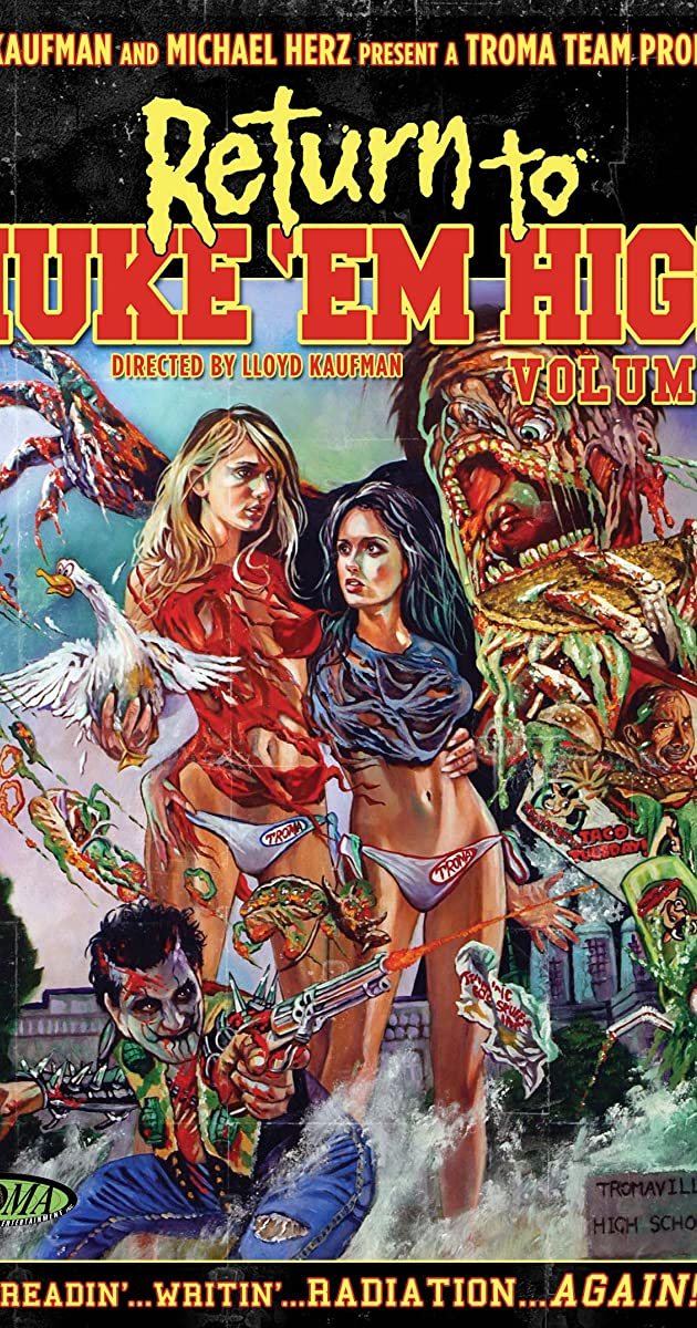 Return to Nuke em High Volume 1 Legendado