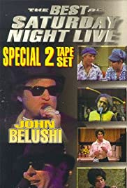 The Best of John Belushi Poster
