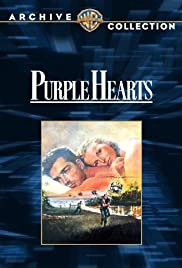Purple Hearts Poster