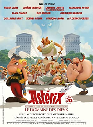 Asterix The Mansions Of The Gods (2014)